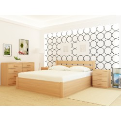 Деревянные кровати c подъемным механизмом